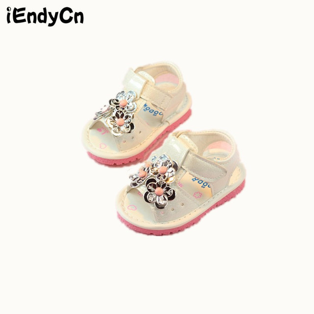 d6c1138466f Baby Girl Sandals Baby Toddler Shoes Girl Baby Princess Shoes Summer bow  Sandals Soft Bottom Baby Step Shoes YD456R