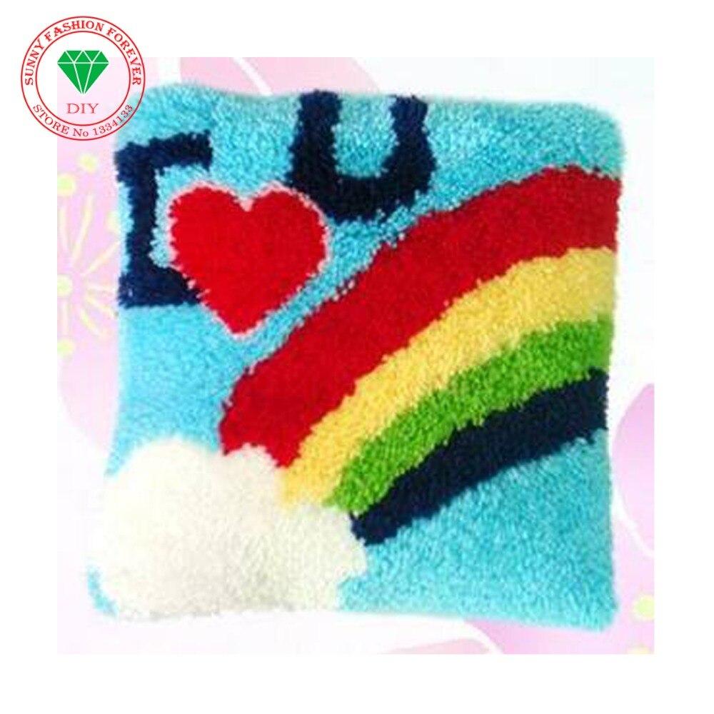 Набор вышивка ковриков