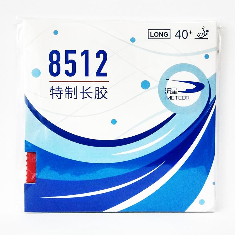 лучшая цена METEOR (Liu Xing) 8512 Pips-long Table Tennis Rubber Ping Pong Sponge