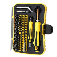 70 In 1 Multi Tools Screwdriver Set Precise Cell Phone PC PSP Repair Kit Slot Phillips Tox Hex Tweezers Magnetizer Hand Tools