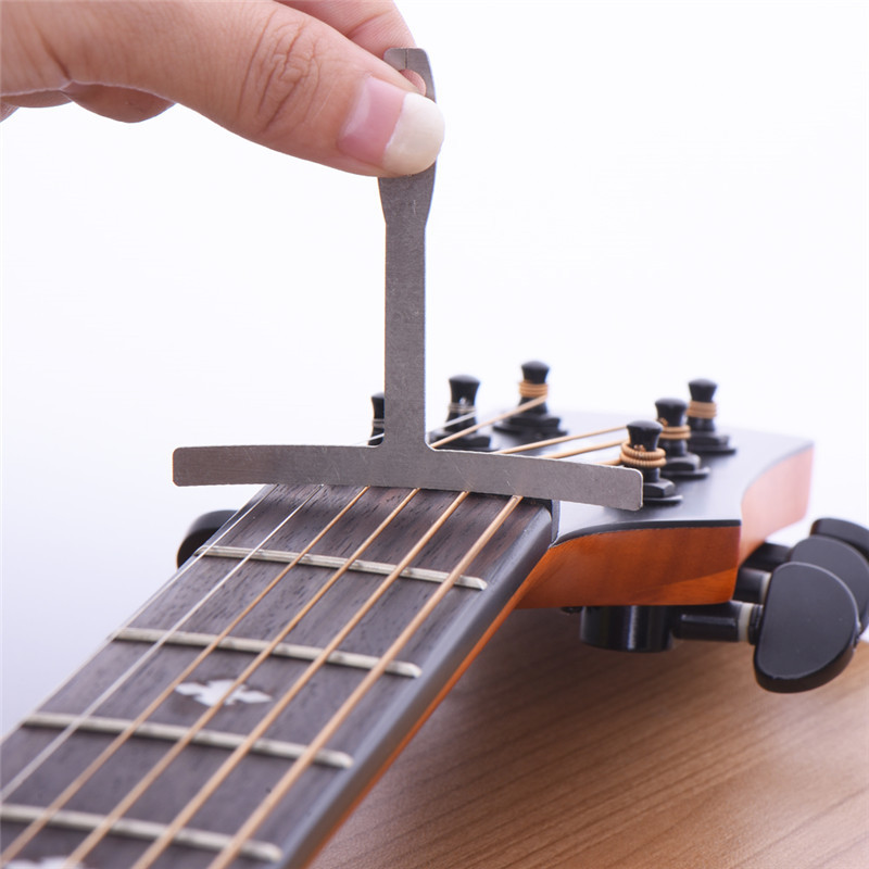 Fingerboard Radius Gauge Set Electric Guitar Xmas