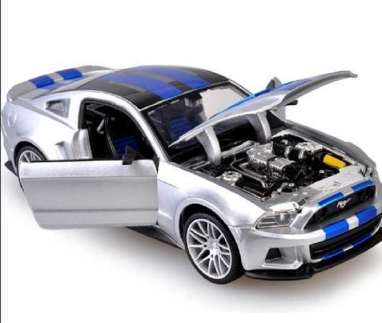 Maisto 1 24 Need For Speed 2014 Ford Mustang Gt 5 0 Diecast Model