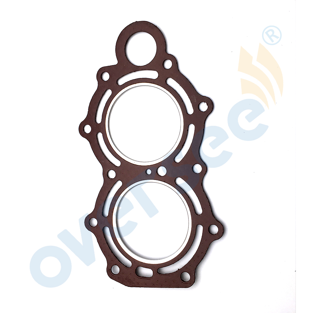 OVERSEE 3B2-01005-0 CYLINDER HEAD GASKET For Tohatsu 6HP 8HP 9.8HP  Outboard Motor Outboard Head Gasket