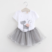 Girls Dresses Lovely Autumn Set