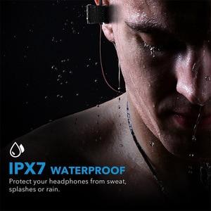 Image 3 - Bluetooth наушники Oneodio, IPX7, водостойкие, с микрофоном