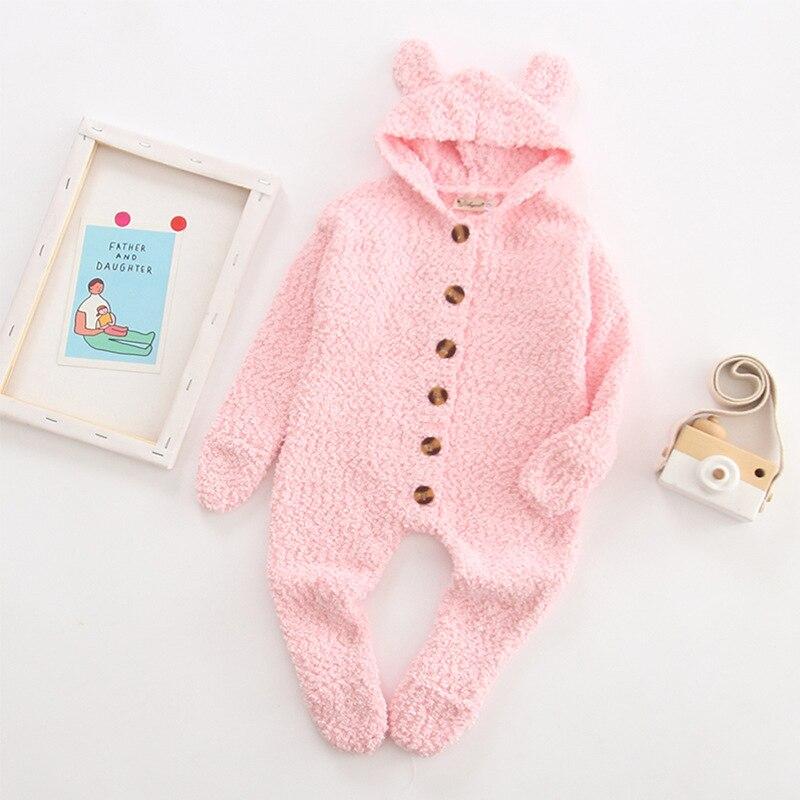 2018 Autumn Children's Clothing Newborn Romper Long-sleeved Children Cartoon Robes Baby Onesies Baby Children's Clothing More Discounts Surprises