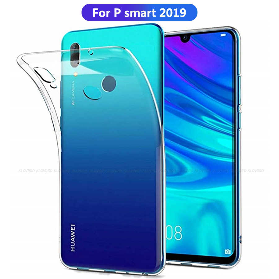 Cover Coque Protector Case For Huawei P Smart Plus 2019 P30 P20 P10 Mate 10 20 Lite Pro X Honor 10 View 20 Play 8X Nova 3 3i V20