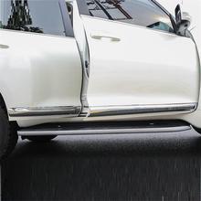 Car Automobile Decorative Wing Mirror Body Door Exterior Parts Decoration Trim 10 11 12 13 14 15 16 17 18 FOR Toyota Prado