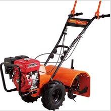 Садовые инструменты 7,5 hp 170 F бензиновый двигатель, ходовой трактор, роторный культиватор, ходовой культиватор