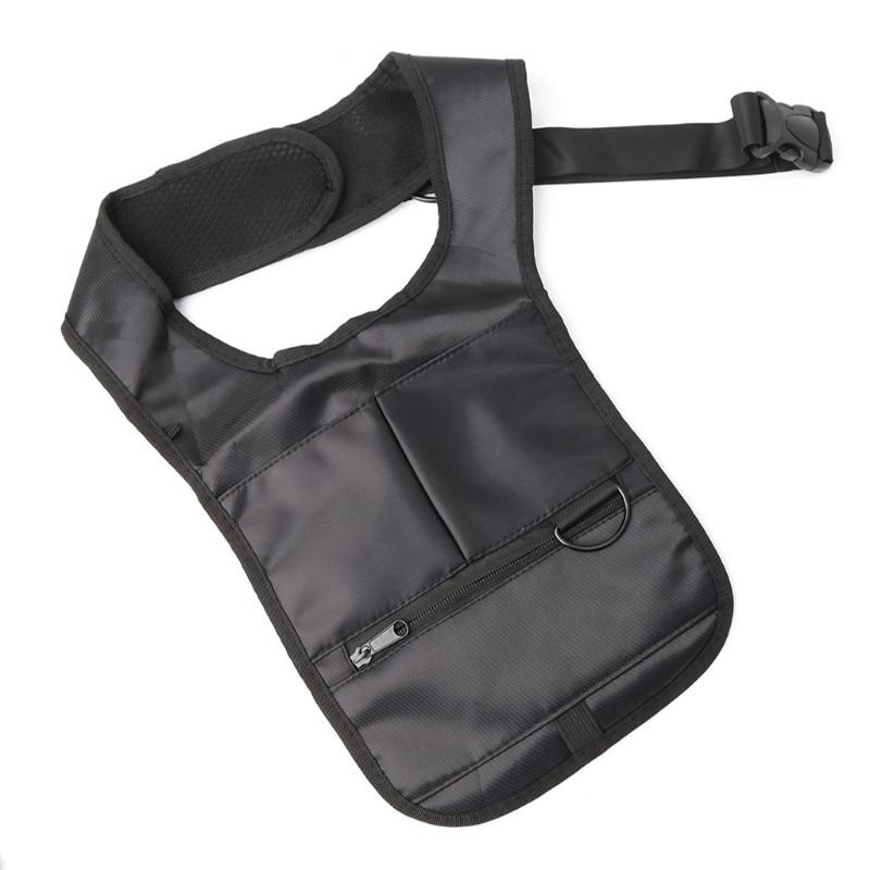 Men Bag Phone Pouch Burglarproof Bag Hidden Underarm Anti Theft Shoulder bag
