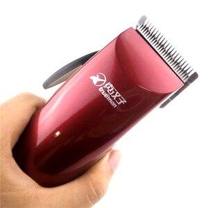 Image 4 - Профессиональная электрическая машинка для стрижки волос, высокомощный триммер из нержавеющей стали для мужчин, 25 Вт