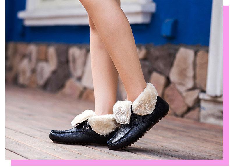 AH 5790 (13) women plush boots