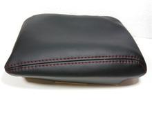 Из натуральной кожи защиты площадку подлокотник коробка Обложка для Volkswagen Touran PU бежевый серый черный центральной консоли подлокотник кожаный чехол
