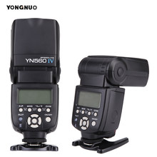 YONGNUO YN 560 III IV Wireless Master Flash Speedlite for Nikon Canon Olympus Pentax DSLR Camera Flash Speedlite Original(China)