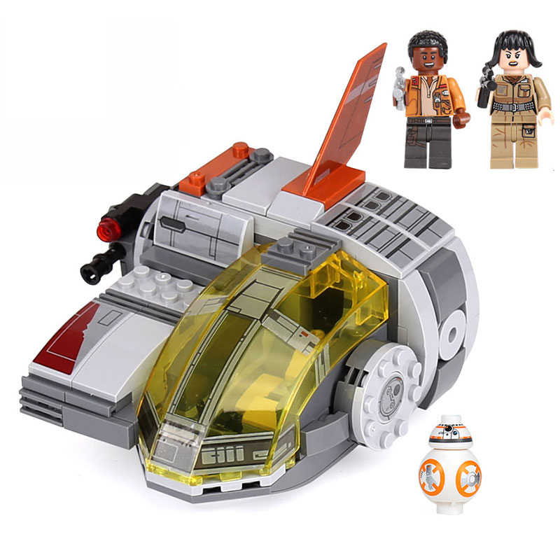 330Pcs Star Wars Genuine Resistance Transport Pod Model Building kits Block Bricks LegoINGlys