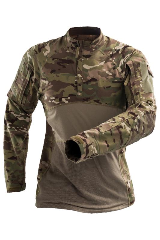 Armée en plein air militaire uniforme Camouflage tactique hommes vêtements Forces spéciales chemise de Combat Costume soldat formation vêtements