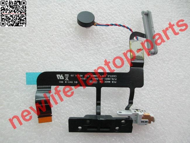 ФОТО original laptop headset audio cable 0801-2PL00QS CASTLE_LEFT_COMBO_FPC test good free shipping