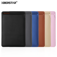 XBERSTAR Pouch For Apple Pencil For IPad Pro 10 5 2017 Case Pu Leather Protector Sleeve