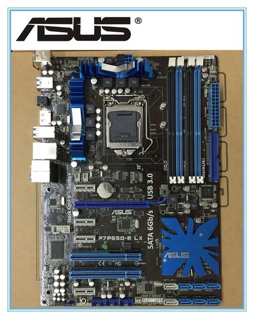 ASUS P7P55D-E LX SATA 3 DRIVER WINDOWS