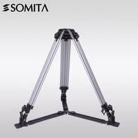 SOMITA large camera Tripod camera tripod with foot extender hydraulic head scaffold cd50