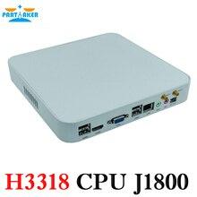 Дешевый безвентиляторный или вентилятор мини-ПК с Intel Celeron J1800 процессор