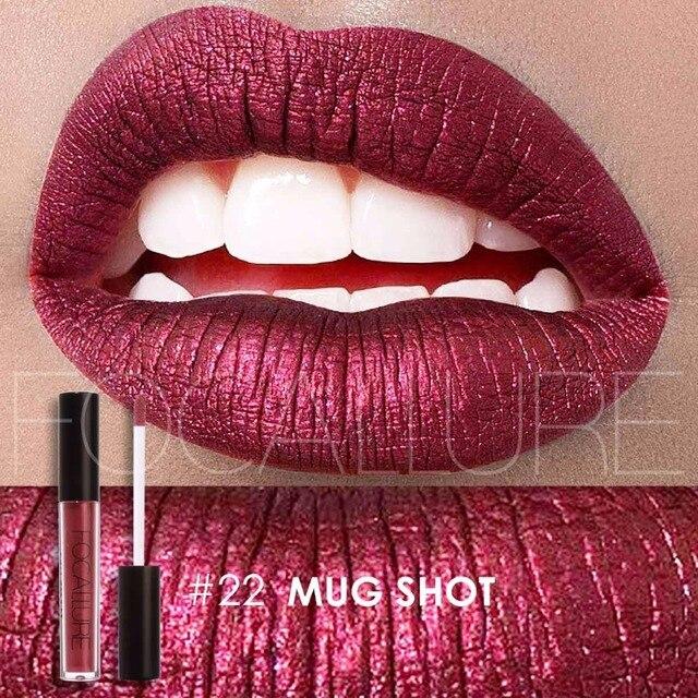 Aliexpress.com : Buy Metallic Pearlescent Non Fading Lip Color ...