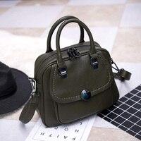 2019 горячая распродажа Женские сумки высокого качества из воловьей кожи на плечо Женская Повседневная сумка через плечо женские сумки Bolsas
