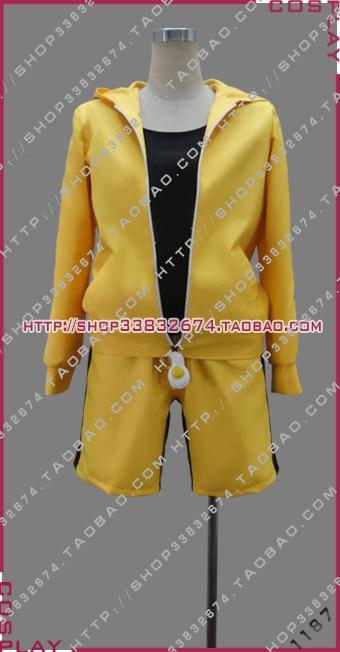 Nisemonogatari Araragi Karen cosplay costume custom any size