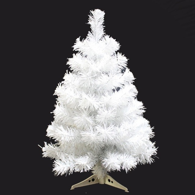 60cm White Christmas Tree Mini Artificial Christmas Tree Small Xmas