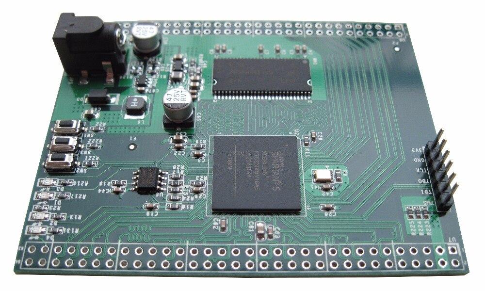 Spartan6 Placa de desarrollo XILINX FPGA SDRAM Spartan-6 core Junta XC6SLX16