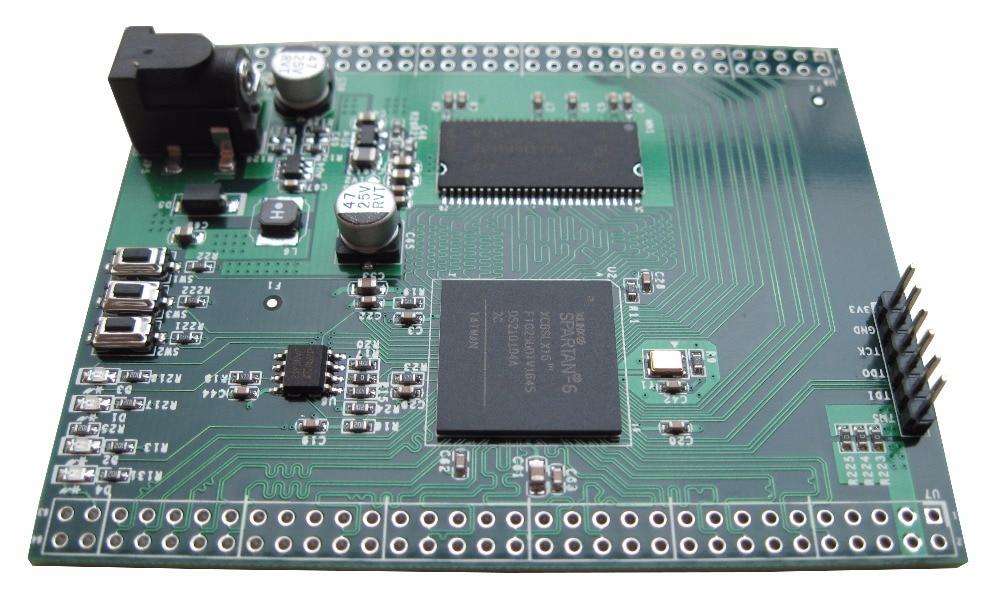 ⓪Spartan6 development board XILINX FPGA SDRAM Spartan-6