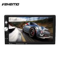 12V 7023B Car Auto 7 Inches HD Touch Screen DVD Media Player Support Bluetooth