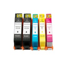 YLC 5PK 903XL Compatible For HP 903XL Ink Cartridge for HP OfficeJet 6968 6950 6960 6970 6971 6974 6975 6961 6963 printer