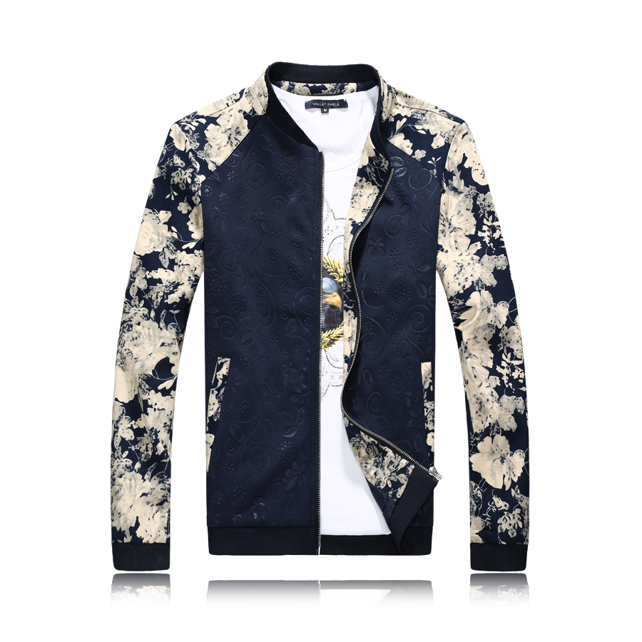 Aliexpress.com : Buy 2017 Direct Selling Zipper New Floral Bomber ...