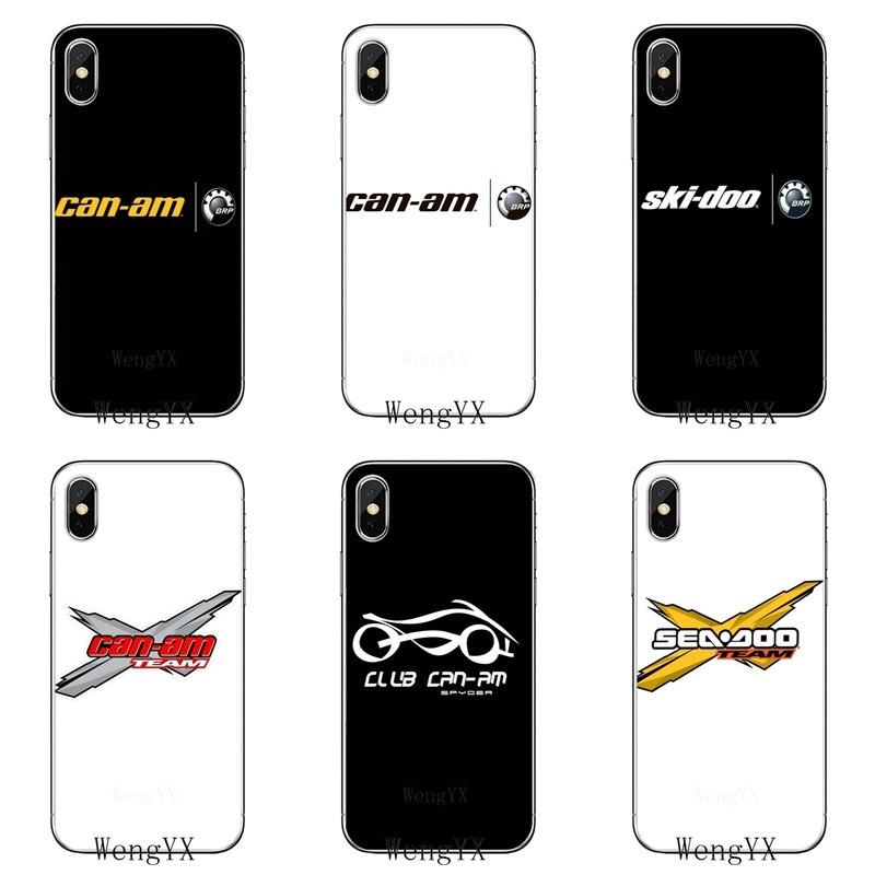 BRP Can am Team Logo 2 iphone case