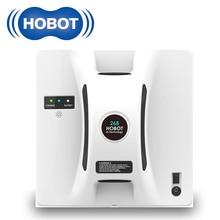 HOBOT 268 мойка окон робот для уборки высокое всасывание анти-падение дистанционное управление влажная сухая вытирание окна пылесос уборочная машина