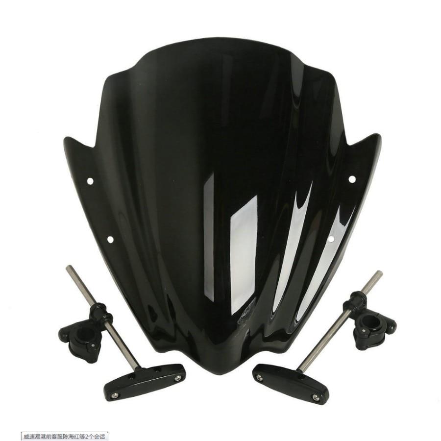 online get cheap universal motorcycle windshields -aliexpress