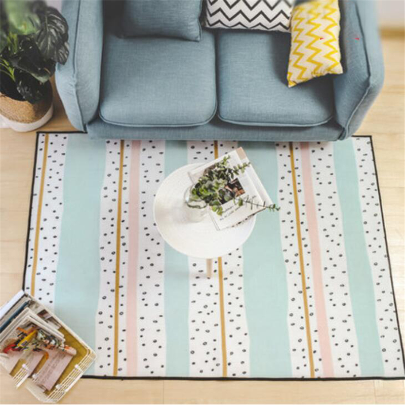 New Modern Soft Delicate Large Carpets For Living Room Bedroom Kid Room Rugs Home Carpet Floor Door Mat Fashion Area Rug Mats