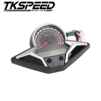 FREE SHIPPING Motorcycle Tachometer Odometer Instruments Speedometer Gauge Cluster Meter For Honda CBR250R CBR 250 2012