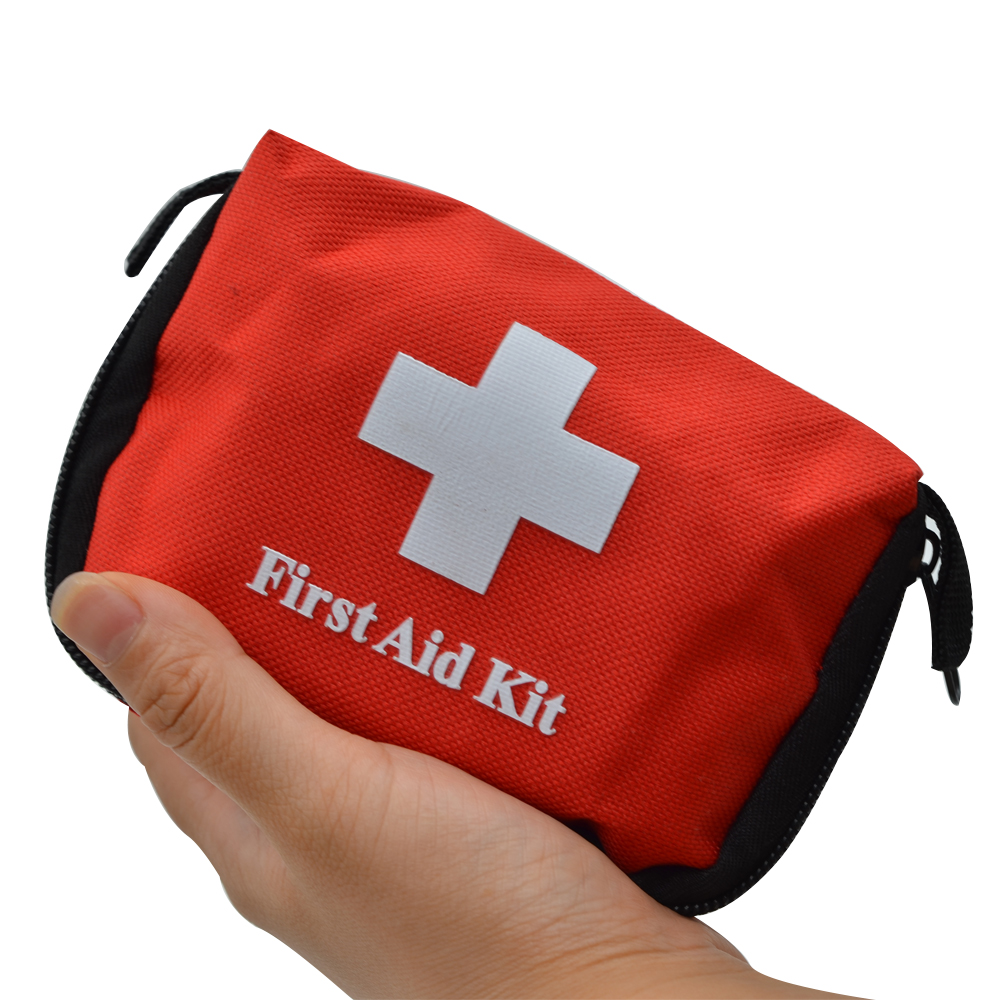 Mini Portable Cute Emergency Survival Bag Family First Aid Kit Sport Travel kits Home Medical Bag Outdoor Car First Aid Bag цена