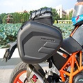 Free Shipping Korea Japan E-EMS komine SA212 saddle bag / motorcycle side bag helmet bag