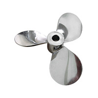 4 Inch 6 Inch 3 Piece Leaf Stainless Steel Stir Blade Impeller Dispersed Disc Spot Supplies