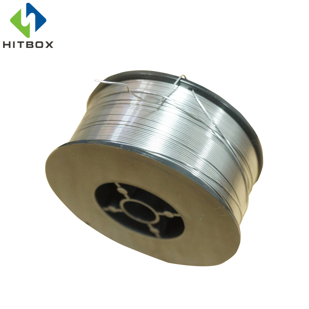1 Roll 304 Stainless Steel Gas Solid Cored MIG Welding Wire 0.8mm ...