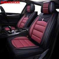 KOKOLOLEE car seat cover For Toyota alphard Prado RAV4 Fj CRUISER LAND CRUISER CROWN Fortuner COROLLA Sienna car seats protector