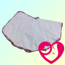 Natural Bamboo Fiber Sweat Wiped Towel Soft Comfortable Hand towel Children Baby Colorful Wraped Side Wholesale 20x26cm