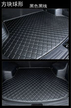 лучшая цена automobile cargo liner car trunk mat suitcase for Skoda Octavia Fabia Superb Yeti Rapid VOLVO V60 XC90 V40 XC60 S60L S80L XC90