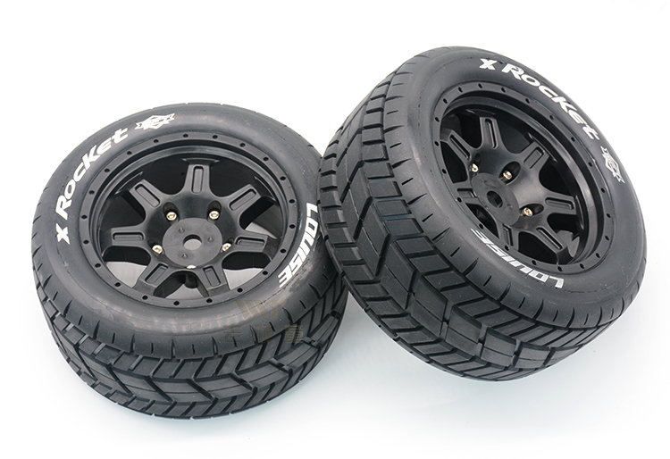 1/5 TRAXXAS X-MAXX XMAXX Wheels Waterproof Widened Highway Tire RC Monster  Truck Rim Size 210MM*100MM RC Car Parts