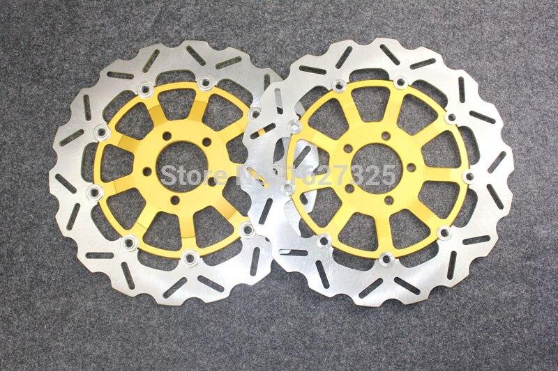 Brand new Motorcycle Rear Brake Disc Rotors For KAWASAKI ZX9R (ZX 900 F1/F2) 2002-2004 Universel