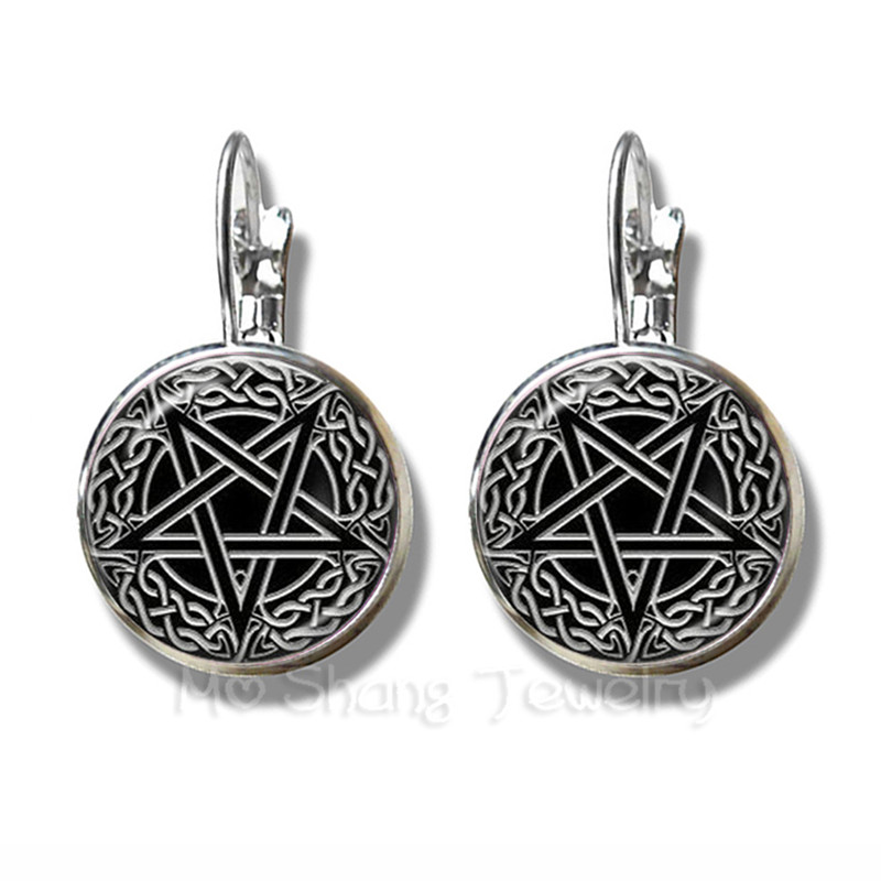 Chibi Baphomet Stud Earring - Year of Clean Water