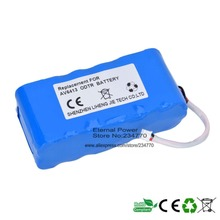 Instrumentation battery,Optical Time Domain Reflectometer Battery FOR AV6413 OTDR Battery High Quality 100%NEW,1year(China)